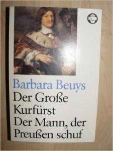 Beuy Großer Kurfürst