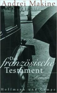 Makine Das französiscche Testament