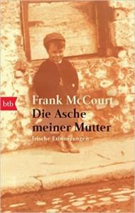 McCourt Die Asche meiner Mutter