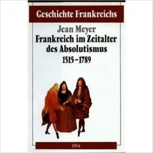 Meyer Geschichte frankreichs Bd III