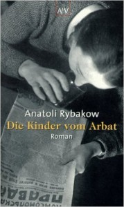 Rybakow die Kinder vo Arbat