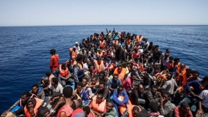 afrikanische-fluechtlinge